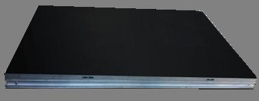 4 X 4 Metal Interlocking Decks