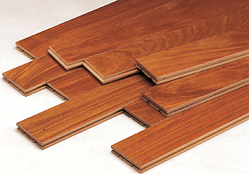 4 X Wooden Flooring