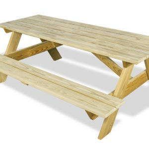 8' Picnic Benches