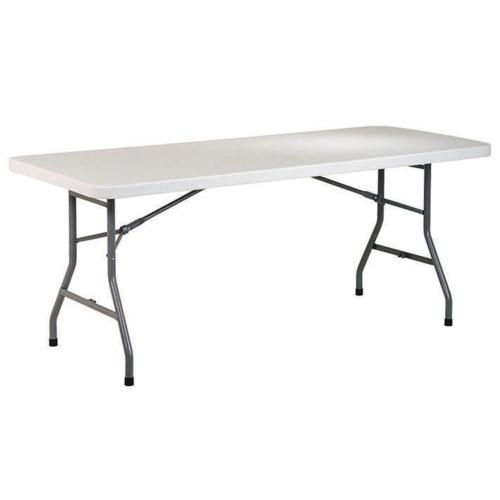 8u2032 Trestle Table