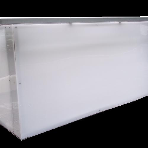 Acrylic Lit Bar 8' Long