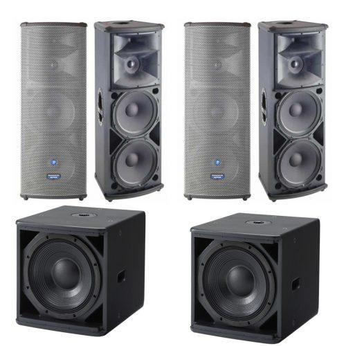 Medium Audio System