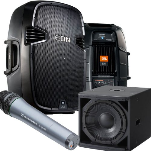 Small Audio System